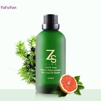 Cosmetics essential oil 100ml/bottle Firming Massage Essence 100ml can be used for body, legs, waist, abdomen, arm scraping