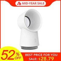 Xiaomi Youpin Happy Life 3 in 1 Mini Cooling Fan Bladeless Desktop Fan Mist Humidifier LED Light