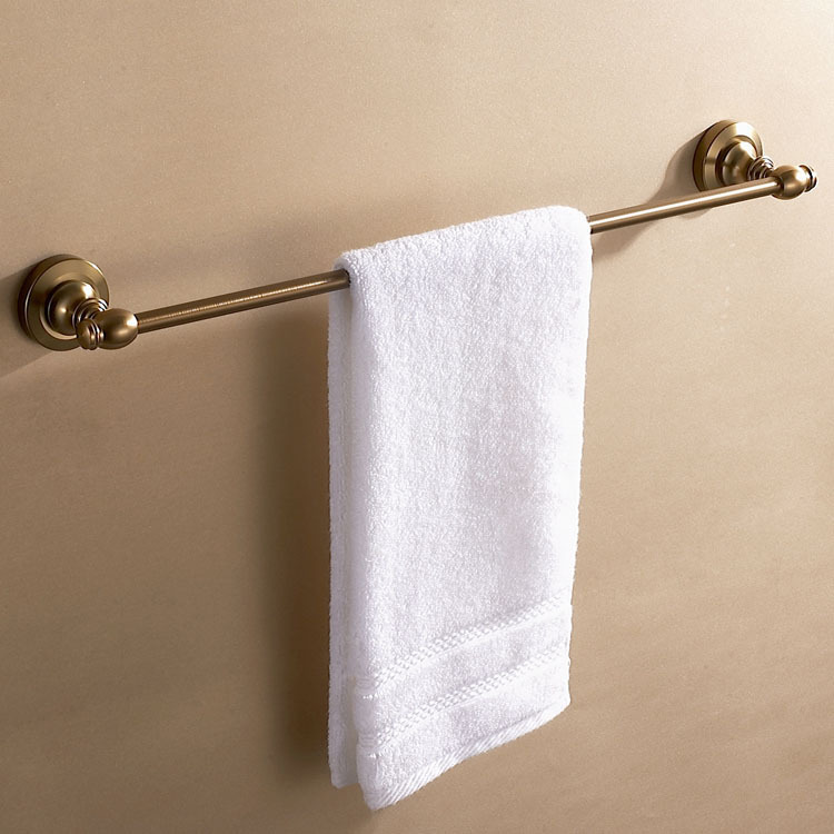 Antique space Aluminum bathroom accessories single towel rack bathroom towel holder bathroom space aluminum single towel bar towel holder bathroom accessories single towel rack