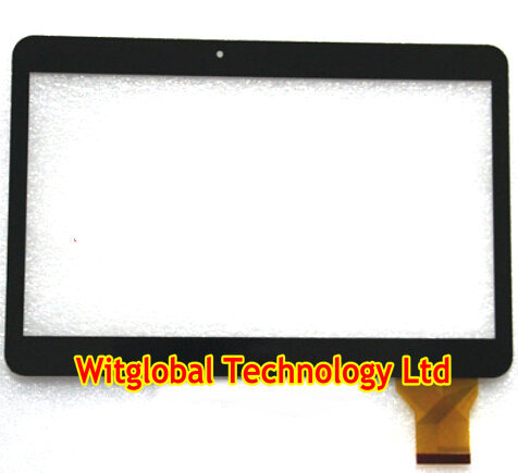 Original 10.1 Lenovo A101 3G Quad core tablet MTK6582 touch screen digitizer panel glass Free Shipping