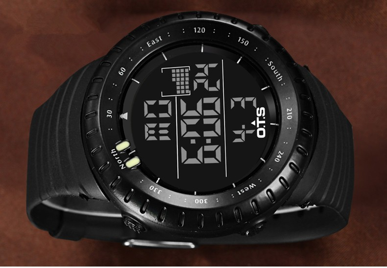 military watch detail