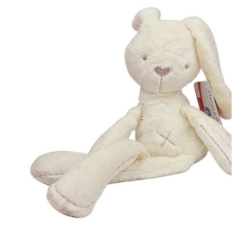 MXM 003 Mamas & Papas baby 54*11CM Cute Baby Kids Stuffed Animal Millie & Boris Rabbit Sleeping Comfort Doll Bunny Plush Toy