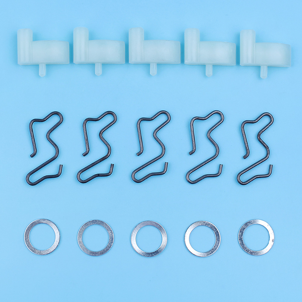 Pack Of 5 Recoil Starter Pawl Washer Kit Fit Stihl MS270 MS290 MS310 MS390 MS360 MS361 MS362 MS440 MS441 MS460 Chainsaws New
