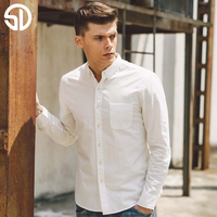 Long Sleeve Men S Shirt Brand Luxury Leisure Chemise Homme Camisa Social Masculina Casual Shirts Business