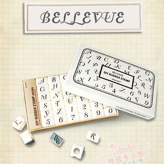 Anglais Cursive Digital English lace Stamp Wooden  AlPhaBet Digital And Letters Seal  Set  Standardized lace Stamps