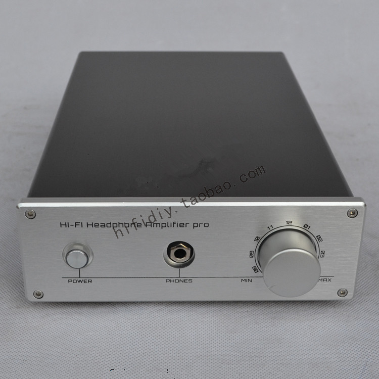 цена на Amplifier DIY HIFI fever 80W*2 2.0 channel HA2002 discrete class AB amplifier ON Semiconductor tube NJW0302 / 0281