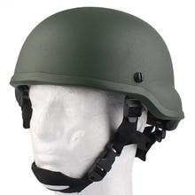 Для страйкбола фирмы emeson ACH MICH 2002 Тактический шлем EM8977 4 цвета выбор цена дух Тактический