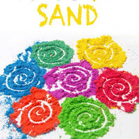 500g 1kg Bag Most Fun Magic Sand Colored Dynamic Sand Indoor Playing Best Choice Children Toys