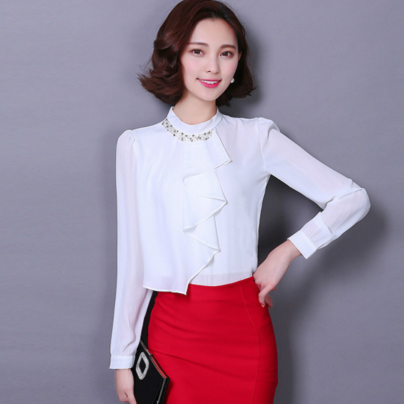 Cool  Office Uniform ShirtLadies39 Office Uniform ShirtLadies39 Blouse Pr