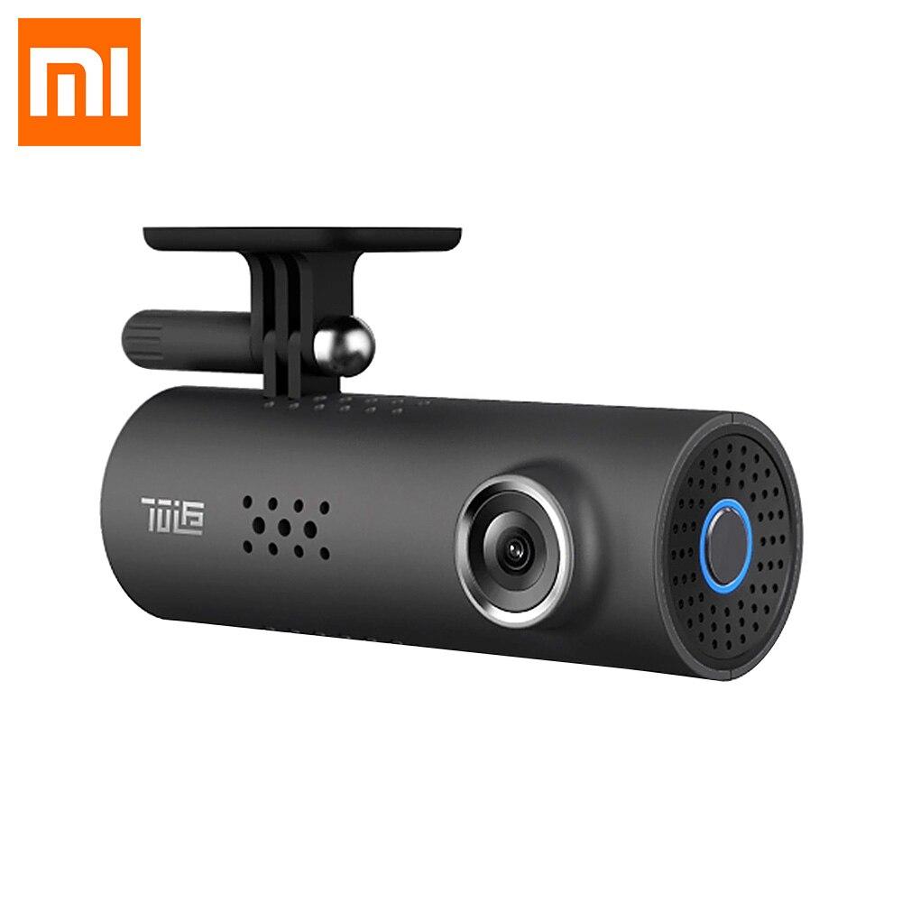 Оригинальный Xiaomi 70 минут 70MAI Смарт Wi-Fi Видеорегистраторы для автомобилей Wrieless регистраторы 130 градусов Mstar 8328 P sony IMX323 1080 P 30fps автомобиля Камера