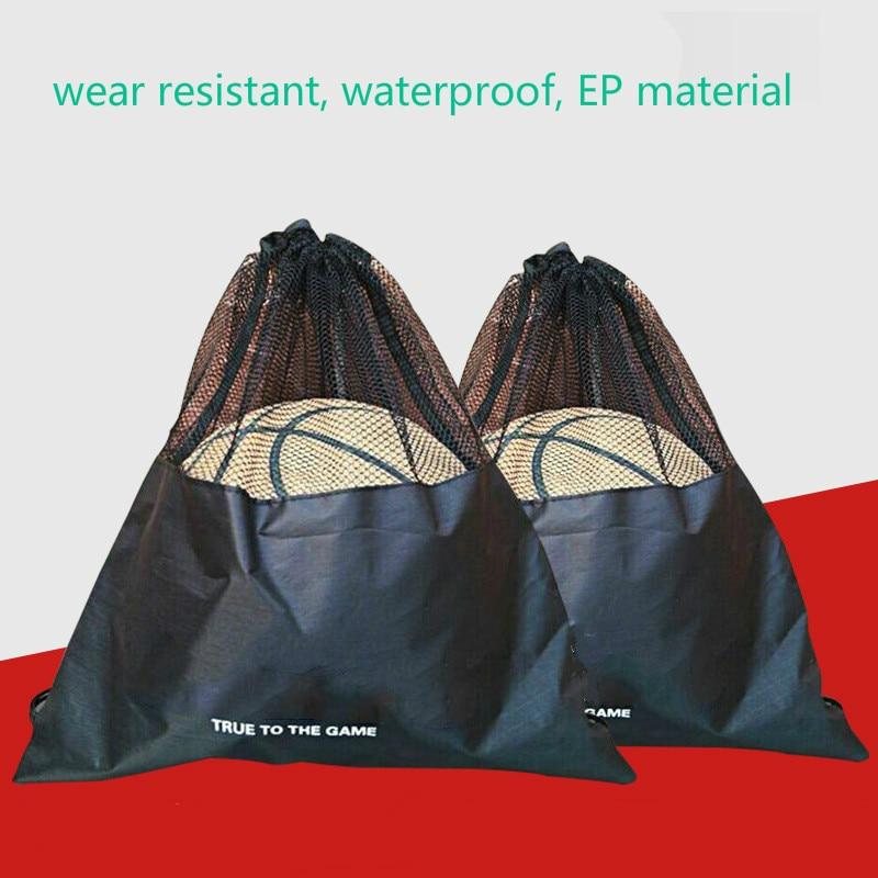 Semi Net Bundle Mouth Football Basketball Bag Basketball Bag Basketball Bag Outdoor Oxford Basketball Bag