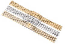Free Shipping 13mm 18mm NEW High Quality Solid Stainless Watch Strap Bracelets For Brand