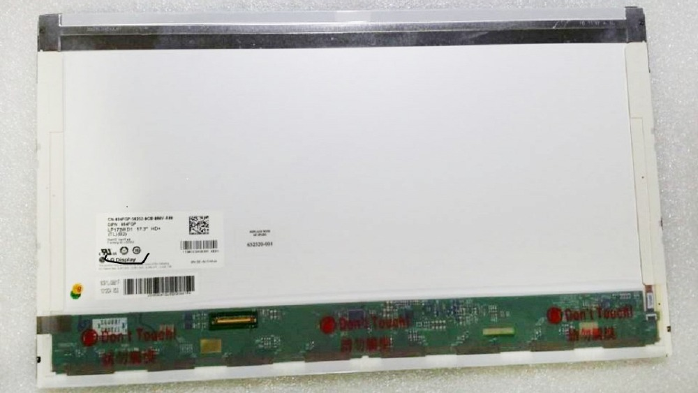 LP173WD1 TPE2 LP173WD2 TLB1 17 3 LCD LED Screen HD 1600x900 New Replacement
