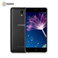 New Doogee x10 3360 mAh 3G WCDMA Android 6.0 8GB ROM 512MB RAM MTK6570 5.0MP Camera Dual SIM 5.0 inch IPS wifi GPS Cell Phone