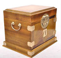 Phoebe zhennan cosmetics Organizer case jewelry storage box wedding decoration worthy cellection gift