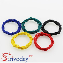 5 meters 16.4 ft UL 1007 28 AWG  10 colors Can choose Cable Tinned copper Wire DIY Electronic wire