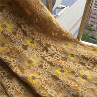 3Meter/lot 150cm wide New Design Eyelashes lace trim 3 colours Nice Cothes lace fabric diy accessories