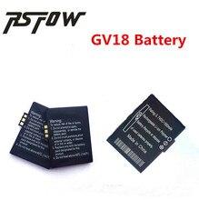 1 Pçs/lote Original recarregável Li-ion Battery 3.7 V 550 MAH Bateria de Substituição Da Bateria apenas Para O Relógio Inteligente GV18 Relógio Inteligente
