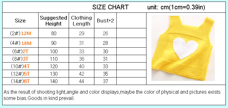 2016 Baby girl vest pink cartoon LOVE 100% Cotton Sweater Vest childrens vest fur vest for girls winter Jackets for children down coat of faux fur mehovaya vest  for boy vest kids