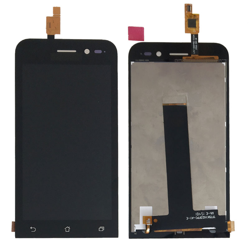 Black LCD Display Glass Touch Screen Digitizer Assembly For Asus Zenfone Go ZB452KG NEW ...