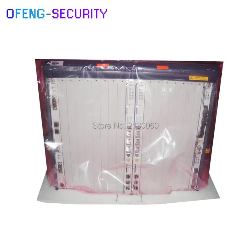 ZTE ZXA10 C300 GPON OLT with 2*PRWG,2*SCXM,2*HUVQ use for GPON/EPON Equipment