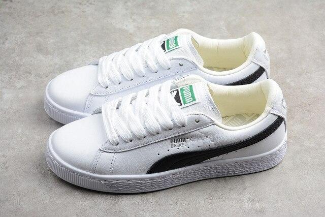 9615c2f26a9 20182018 PUMA Basket Classic Lfs Weatherproof Fashion Sneaker Men's and  Women's Badminton Shoes Size EUR35.5-44