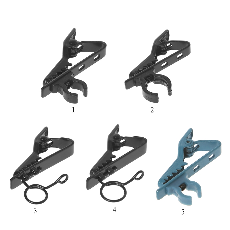 Универсальный микрофон нагрудный зажим для галстука мини зажим портативный используется для футболки воротник