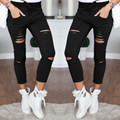 Autumn New Women's Design Casual Pants Hot Brand Female Solid Skinny Leg Trousers Fitness Workout Clothes Nine minutes of pants