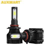 Auxmart 72W Set H11 Car LED Headlight CSP LED Light Bulb Auto Head Lamp Fog Light