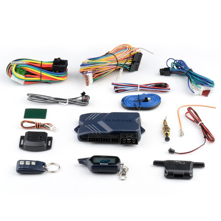 alarm system car how to use