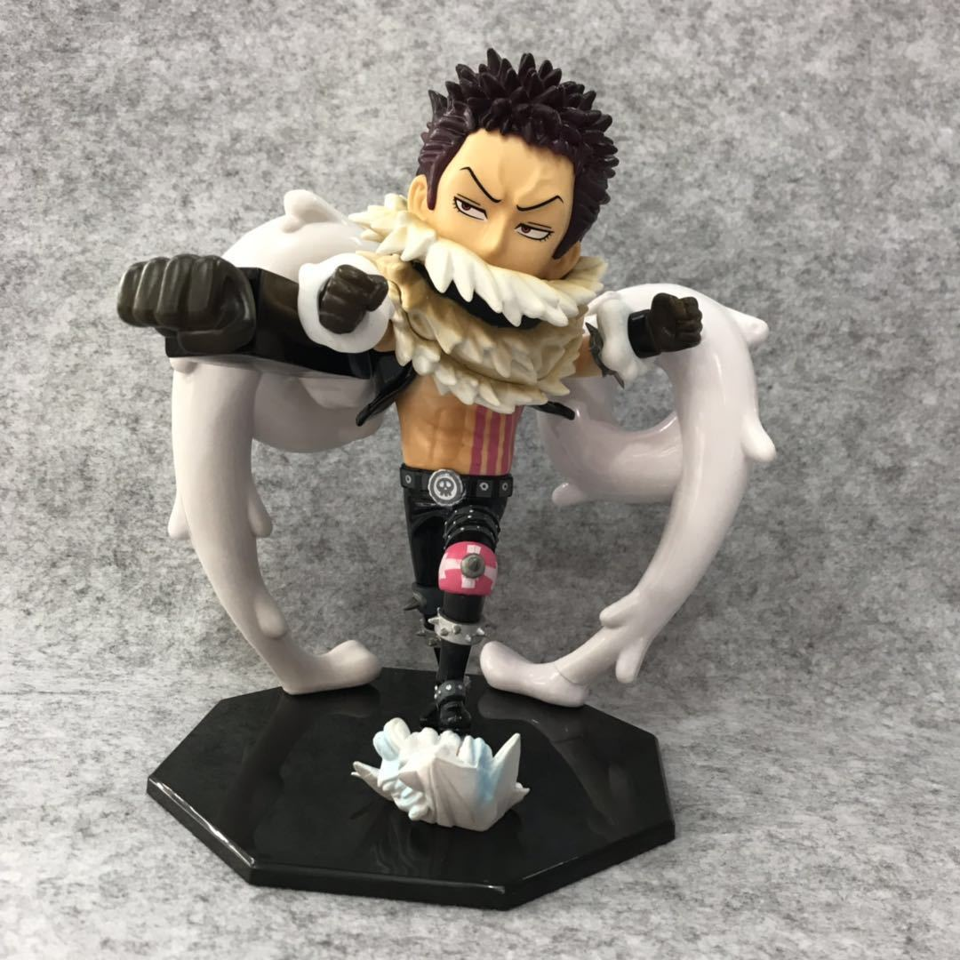 Anime <font><b>One</b></font> <font><b>Piece</b></font> Charlotte <font><b>Katakuri</b></font> Action <font><b>Figure</b></font> Model Toys image