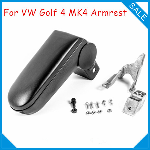 Free Shipping FOR VW GOLF 4 MK4 IV ,1999--2004 JETTA /BORA MK4 IV,Car Accessories auto parts Center Armrest Console Box Arm rest universal leather car armrest central store content storage box with cup holder center console armrests free shipping