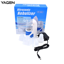 Home Health Care Ultrasonic Portable Atomizer Mini Nebulizer Children Care Handheld Airway Inhale Humidifier Nebulizer