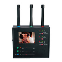 Wireless Camera Spy Bug RF Signal Detector Finder NEW