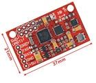 AHRS 10DOF MPU6050 attitude sensor module HMC5883 BMP180 IMU attitude instrument
