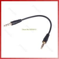 Cable de Audio auxiliar para auriculares, Cable estéreo para iPod y MP3, 3,5mm, envío directo