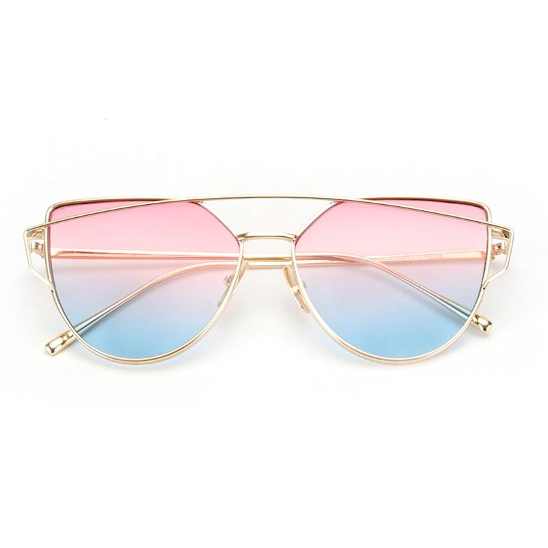 Vintage Metal Frame Glasses : ROYAL GIRL High Quality Vintage Women Sunglasses Metal ...