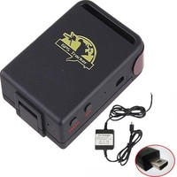New Car Vehicle Mini Realtime GSM GPRS Tracking System TK102 2 for Kids Cars Pet Online GPS Tracker Locator No box
