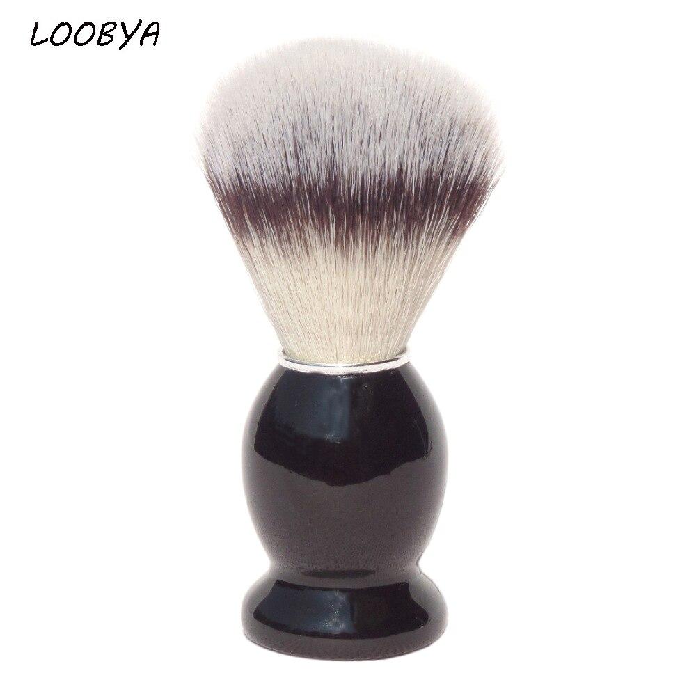 Soft Synthetic Hair Shaving Brush for Face Beard Clean Men Shave Razor Soap Tool