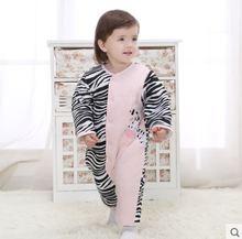 2020 зимние детские комбинезоны утепленная детская одежда хлопковая