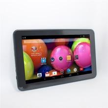 "Tablet 9 ""Quad Core Allwinner A33 tablet Android 4.4 1G/8G Quad Core 4000 mAh 1024*600 Bluetooth linterna wifi Cámara Dual caliente"