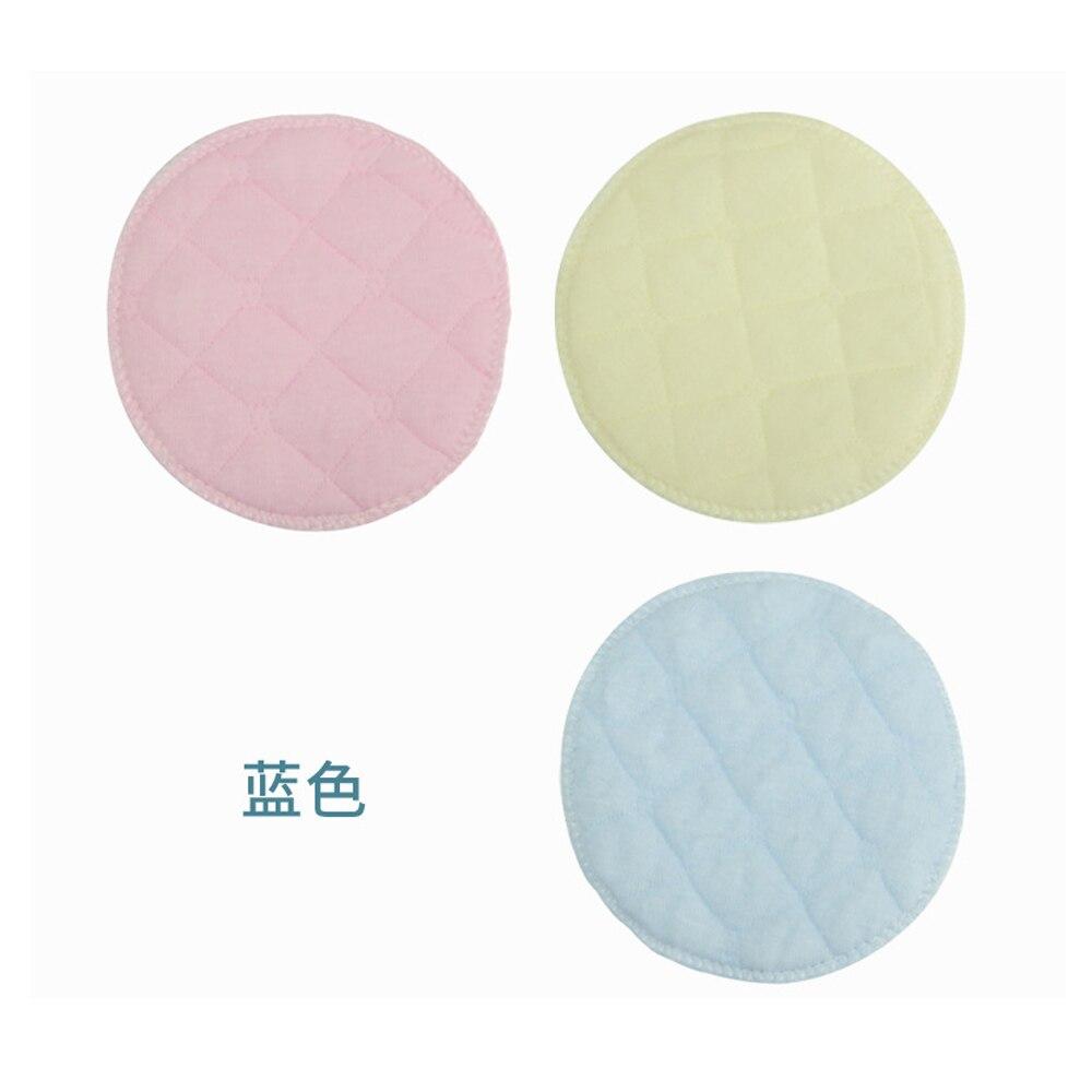 10pcs Baby Feeding Nipple Pads Washable Nursing Pad Soft Absorbent Reusable Nursing Anti-overflow Maternity Breast Pad Accessory 3