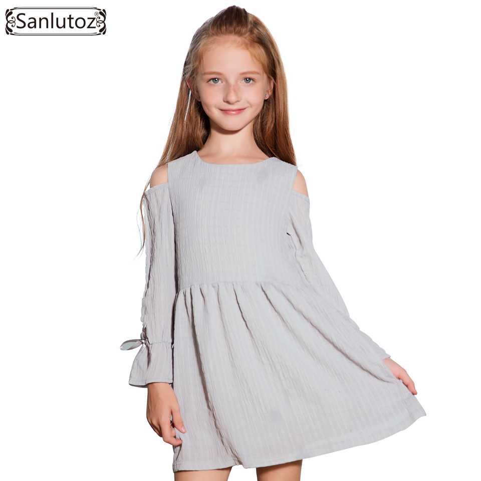 Girls Dress Winter Children Girls Clothing Fashion Brand Kids ...