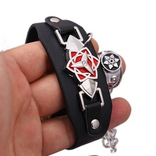 Naruto Sasuke Uchiha Itachi kakashi Bracelet&Bangles