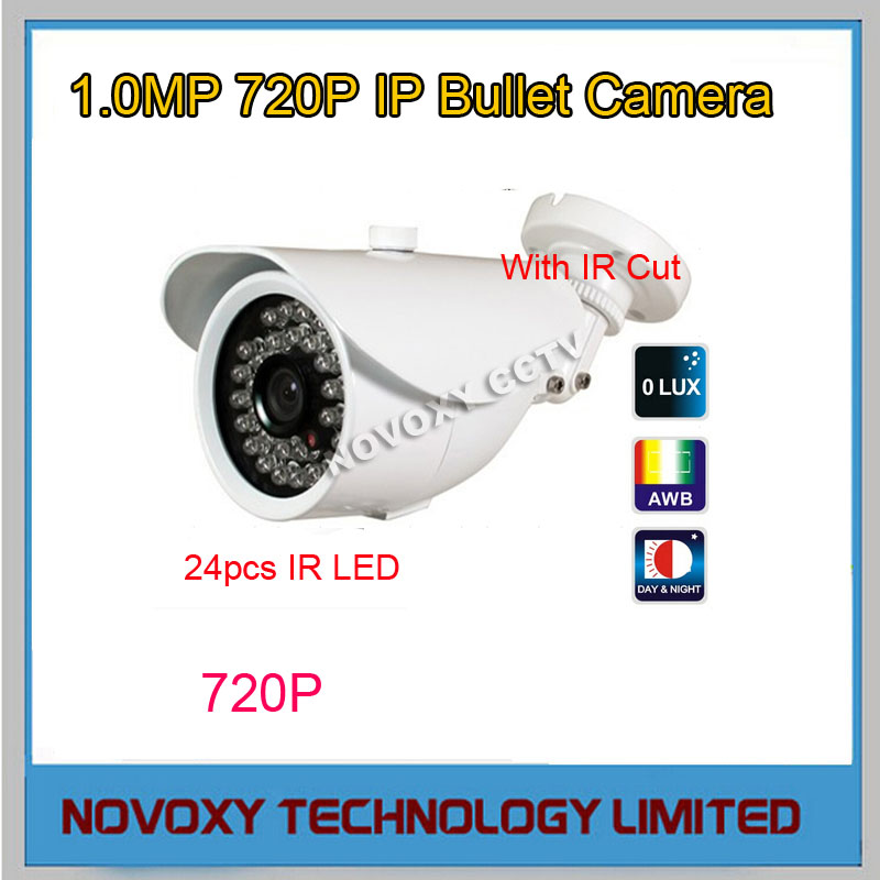 Free Shipping 1MP 720P  HD Wired IP Cam Webcam CCTV IP Camera Outdoor Infrared Night Vision IR Bullet Box CameraFree Shipping 1MP 720P  HD Wired IP Cam Webcam CCTV IP Camera Outdoor Infrared Night Vision IR Bullet Box Camera
