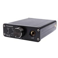 FX AUDIO PH A2 MINI HIFI Audio Desktop Portable Headphone Amplifier OPA2604AP TPA6120 AMP