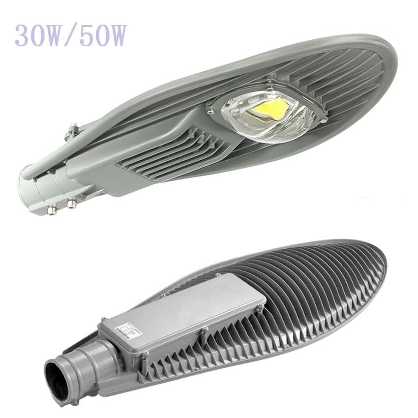 50pcs 50W Led Street light IP65 Outdoor lighting Epistar LED streetlight Lamp Garden Lamp