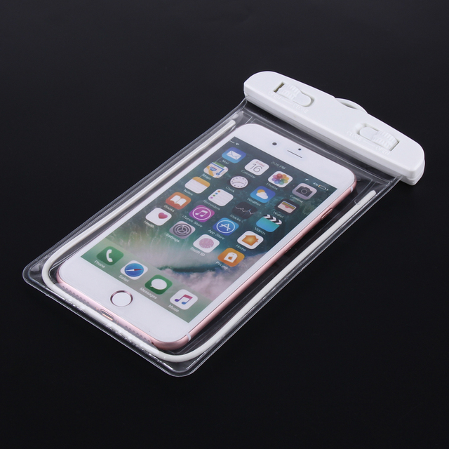 Waterproof Cell Phone Case Swimming Pouch Mobile Cover Iphone 6 Lifeproof Bag