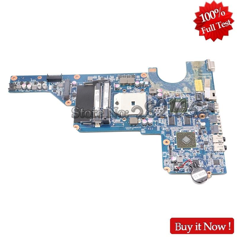NOKOTION Laptop Motherboard For Hp Pavilion G4 G6 G7 649950-001 DA0R23MB6D1 Main Borad Socket Fs1 For Radeon HD 6470 DDR3 Tested