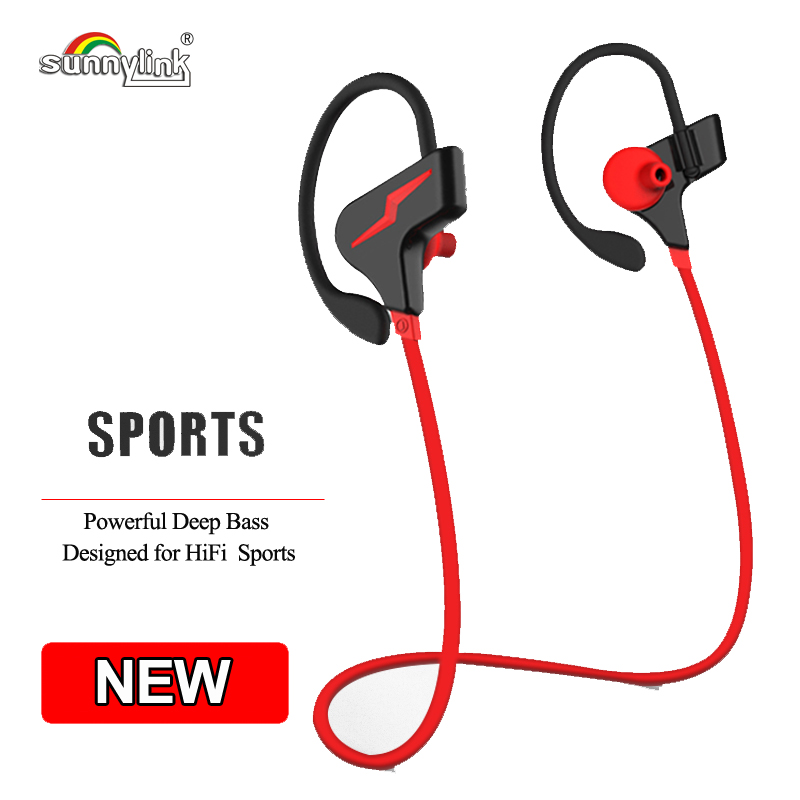 IPX4 WATERPROOF WIRELESS BLUETOOTH 4.1V. STEREO HEADSET SPORT BLUETOOTH  EARPHONE WITH MICROPHONE  HIFI EARBUDS FOR SMART PHONES original xiaomi sport bluetooth earphone wireless sport stereo headphones with microphone ip6 waterproof bluetooth 4 1 headset